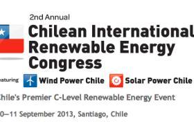 Congreso Internacional de energía renovable de Chile 2013