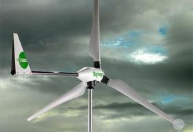 Barlovento obtiene la primera acreditación para ensayos de duración de pequeños aerogeneradores