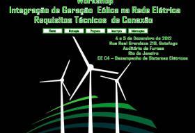 Integração de Geração eólica na Rede Elétrica