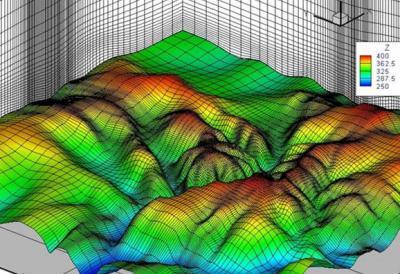 Modelos CFD para Evaluación del Potencial Eólico Meteodyn